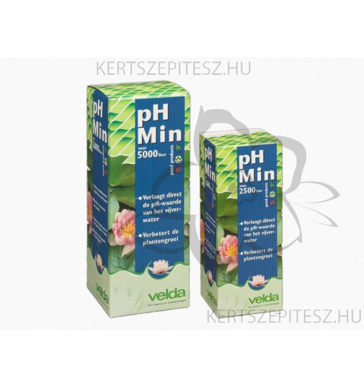 pH Min 250ml