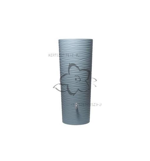 NATURA 2in1 esővízgyűjtő 350 liter, delfinszürke