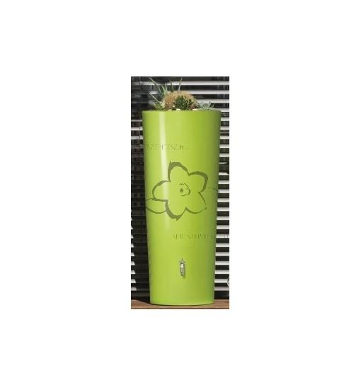 COLOR 2in1 esővízgyűjtő 350 liter almazöld