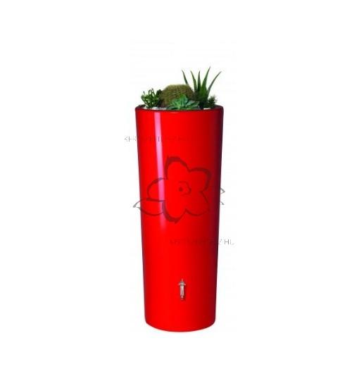 COLOR 2in1 esővízgyűjtő 350 liter piros