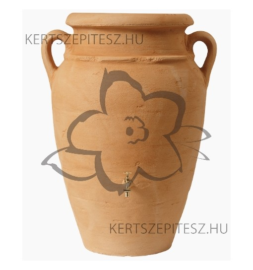 ANTIQUE Amphora 250 L homokszínű Magasság 108 cm, Ø 79/70 cm